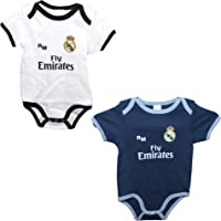 Personalizador Set 2 Body Real Madrid Niños