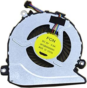 GIVWIZD Laptop Replacement CPU Cooling Fan for HP Envy 17T-S100 17T-S000 17T-S000 CTO