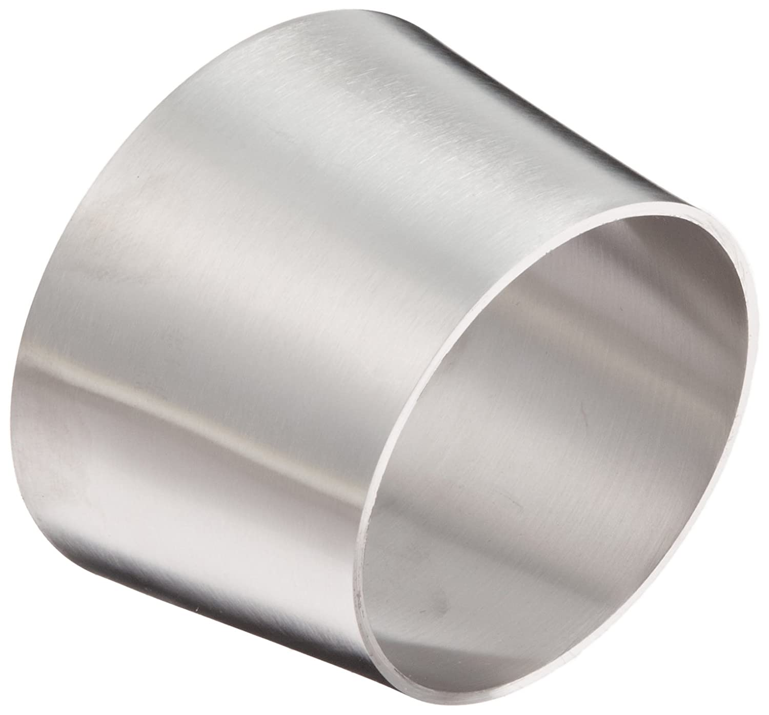 DixonB32W-G300200P Stainless Steel 304 Polished Fitting 3 Tube OD x 2 Tube OD 3 Tube OD x 2 Tube OD Dixon Valve /& Coupling Weld Eccentric Reducer