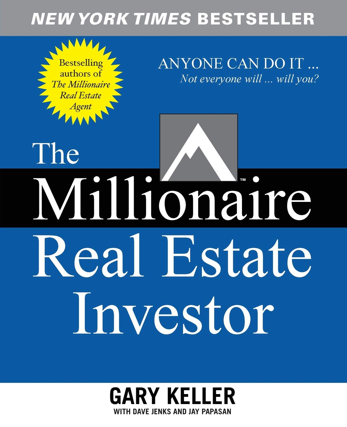 The Millionaire Real Estate Investor book front cover