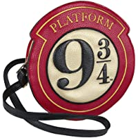 ARTESANIA CERDA Bolso Bandolera 3D Harry Potter, Unisex Adultos, Rojo (Rojo), 5x19x18 cm (W x H x L)