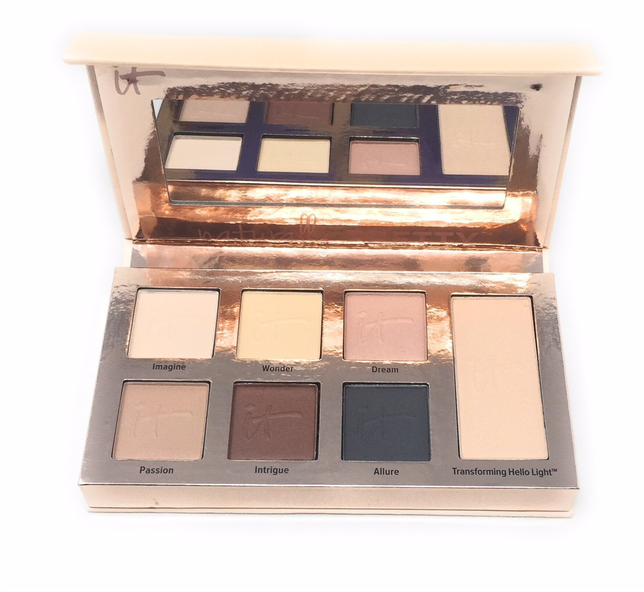 It Cosmetics Naturally Pretty Essentials Matte Luxe Transforming Eyeshadow Palette by It Cosmetics (Image #1)