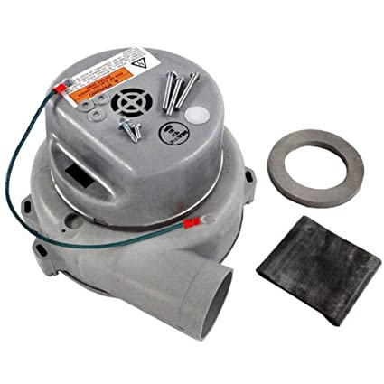 amazon com zodiac r0308200 combustion blower replacement kit for rh amazon com Spa Blower Motor Silencer Air Blower
