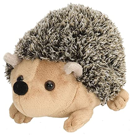 71ad3431e725 Amazon.com  Wild Republic Hedgehog Plush