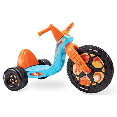 The Original Big Wheel 16 Inch Classic Tricycle - Made in USA - Orange: Toys & Games