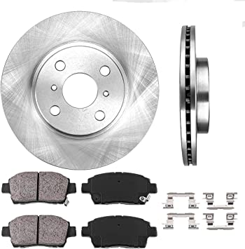 xB Front and Rear Ceramic Brake Pads 2004 2005 2006 For Scion xA