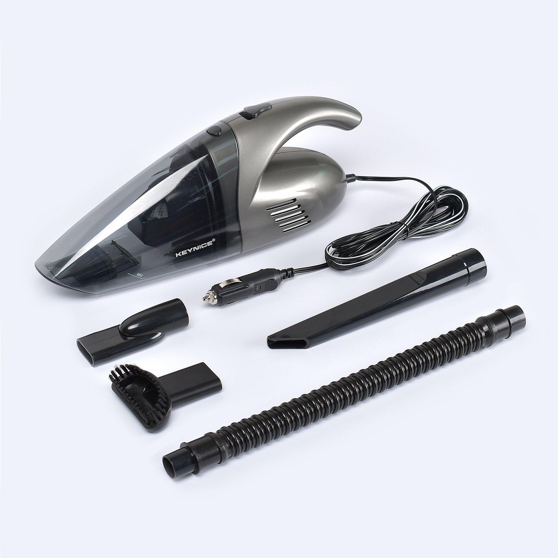Vovoly Aspirateur Voiture 12V sèche/humide Aspirateur à main pour Voiture Automatique avec 13.2FT Cordon d'alimentation