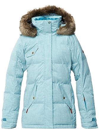 Roxy mujer Quinn chaqueta, color ocean depths, tamaño S ...