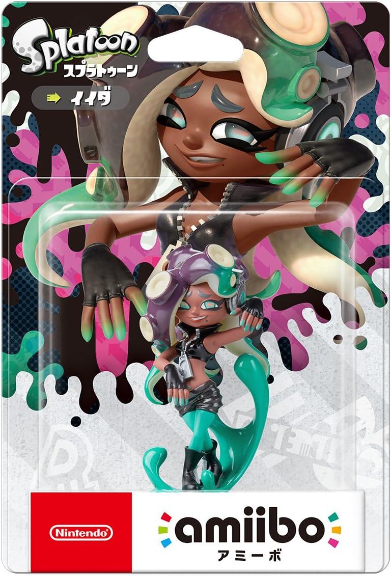 Amiibo Splatoon 2 Nintendo Switch Marina (Japan Import): Amazon.es ...
