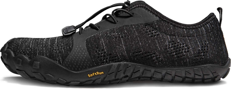 TSLA Mens Trail Running Minimalist Barefoot Shoe