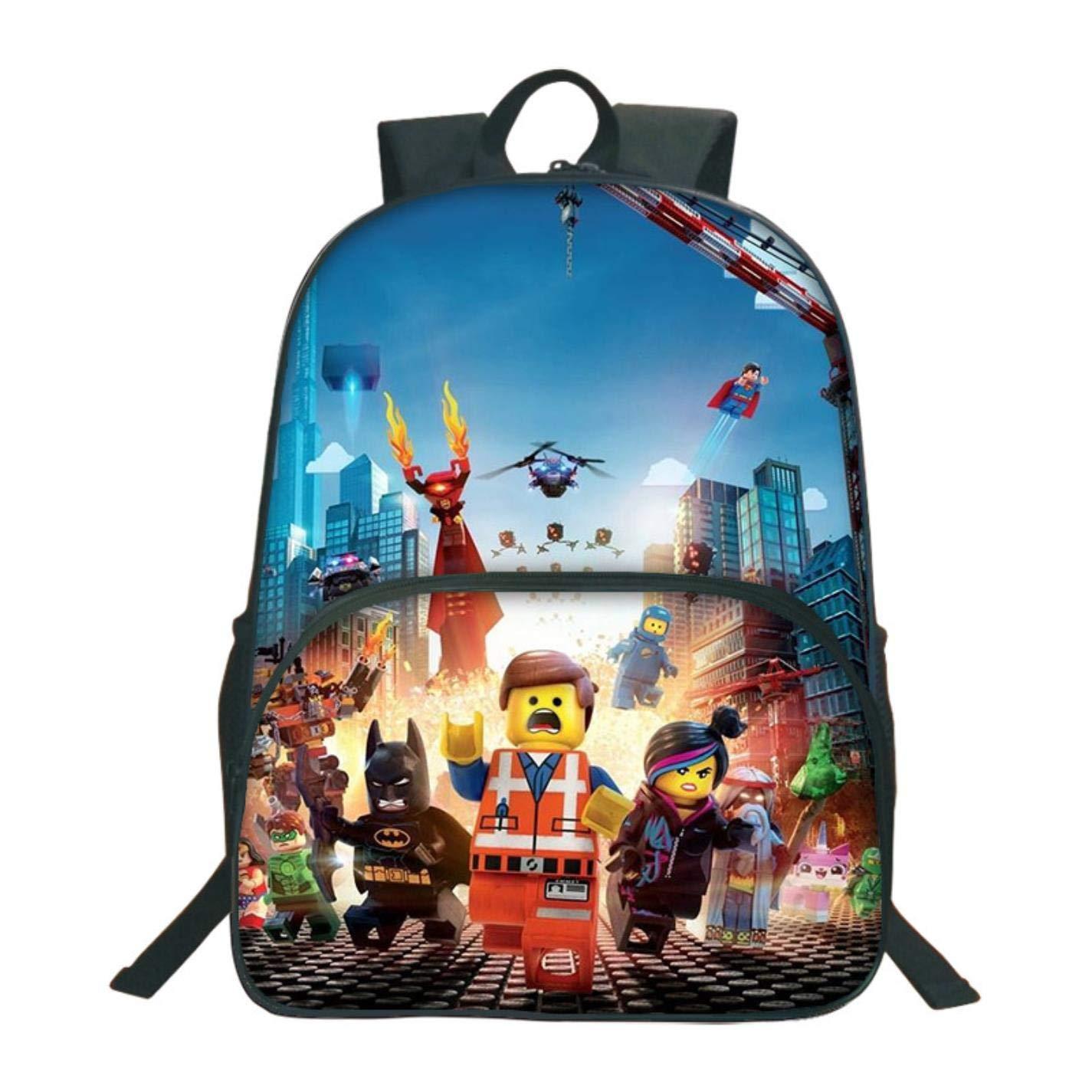 Amazon.com | Lego Backpacks For Boys Girls Gifts Kids ...