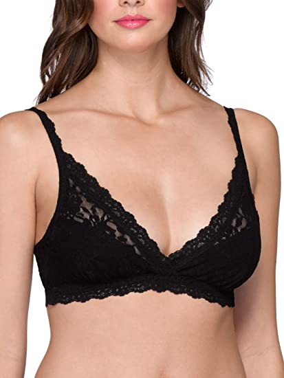 ada3b4b81df Hanky Panky Women s Signature Lace Valerie Bralette at Amazon Women s  Clothing store