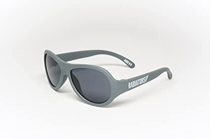 1f731bed2c Amazon.com  Babiators Little Boys  Sunglasses - Galactic Gray - 3-7Y ...