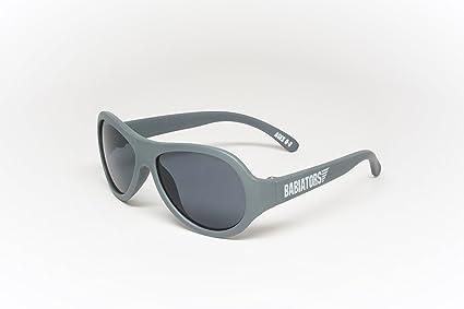 6a78d4b03f Amazon.com  Babiators Little Boys  Sunglasses - Galactic Gray - 3-7Y ...