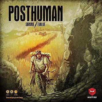 Posthuman Survive / Evolve - Board Game - Brettspiel - Englisch - English: Amazon.es: Juguetes y juegos
