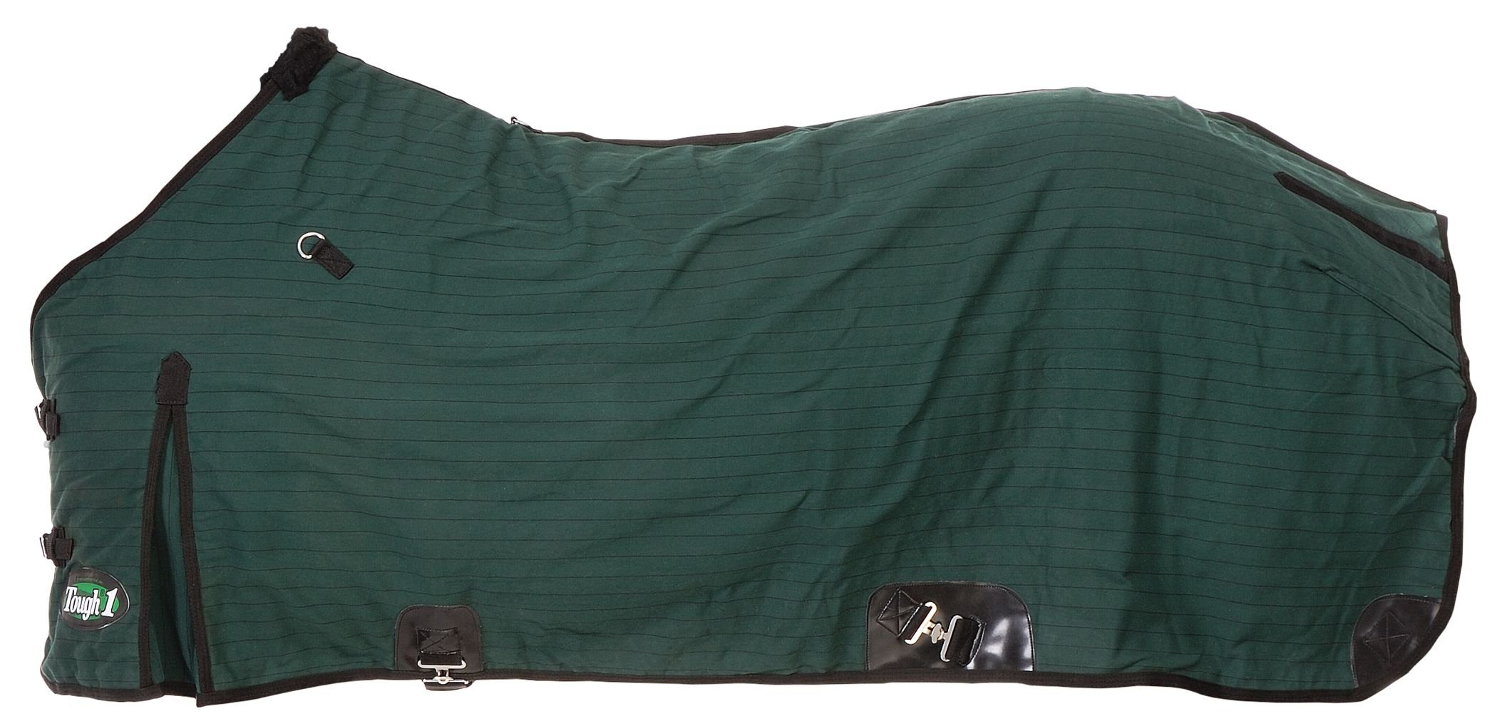 Tough 1 Storm-Buster West Coast Blanket, Green/Hunter, 78-Inch