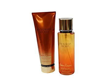81e618c04a Amazon.com   Victoria Secret Amber Romance Lotion and Mist Set   Beauty