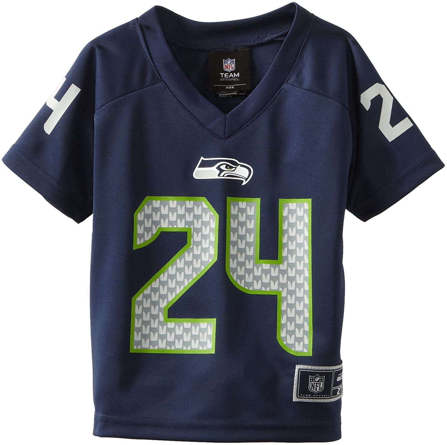 wholesale dealer fee35 64e0e NFL Seattle Seahawks Marshawn Lynch Toddler Player Replica Jersey
