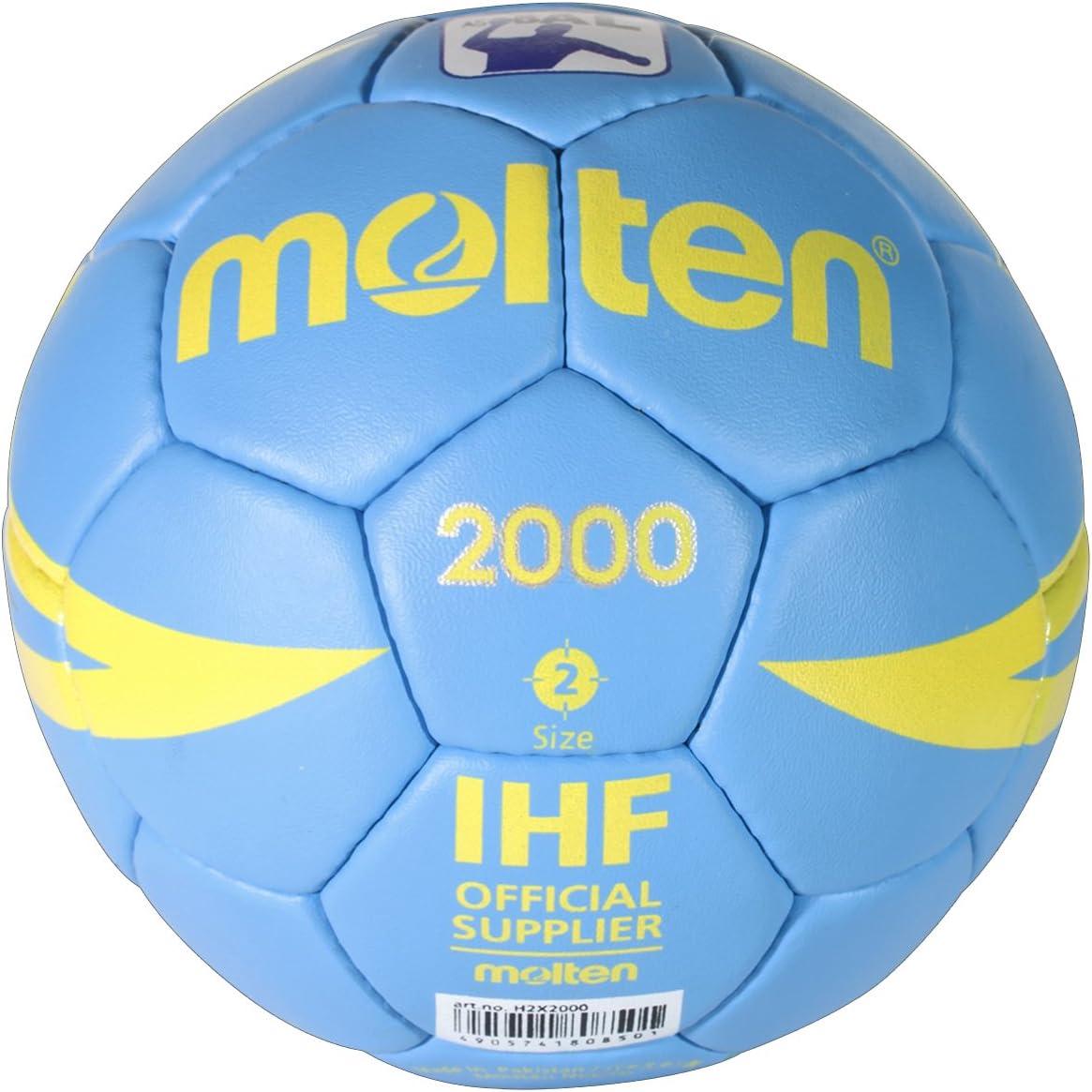 MOLTEN Balón Balonmano 2000 Talla 2: Amazon.es: Deportes y aire libre