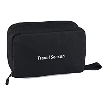Amazon.com   Goldwheat Waterproof Toiletry Bag for Women Men Travel Hanging  Toiletry Kit Cosmetic Organizer   Beauty daf9dbeefb