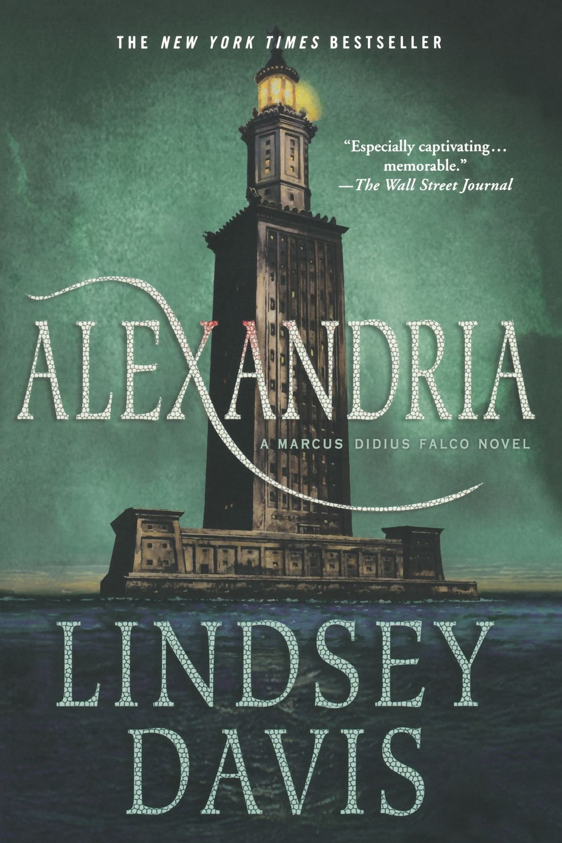 Alexandria (Marcus Didius Falco) PDF