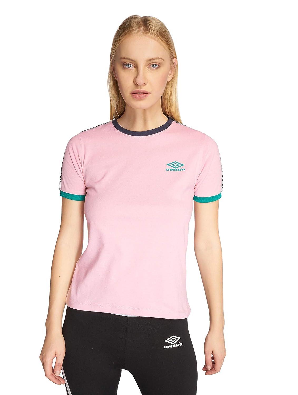 Umbro Mujeres Camisetas Contrast Rib