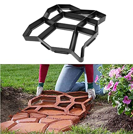 YJZ Moldes de concreto para Carreteras, moldes para pavimentos, moldes de plástico para Bricolaje