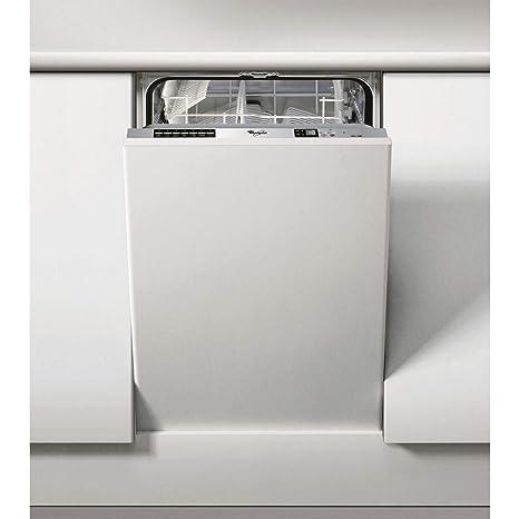 Whirlpool adg211 45 cm de ancho Slimline 9 lugar ...