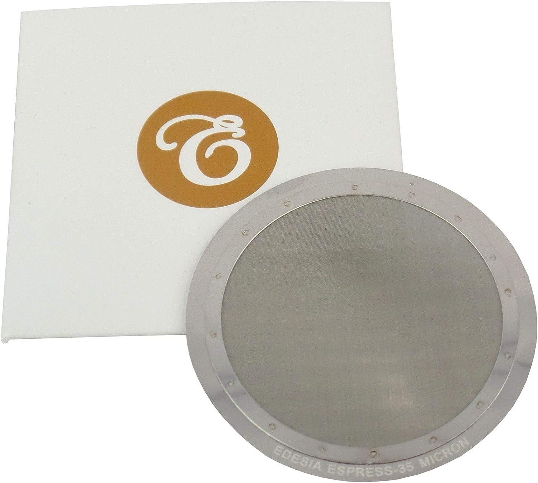 Edesia Espress - Filtro reutilizable para cafeteras AeroPress ...