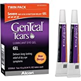 GenTeal Lubricant Eye Gel, Severe, Twin Pack, 0.34-Ounces Each