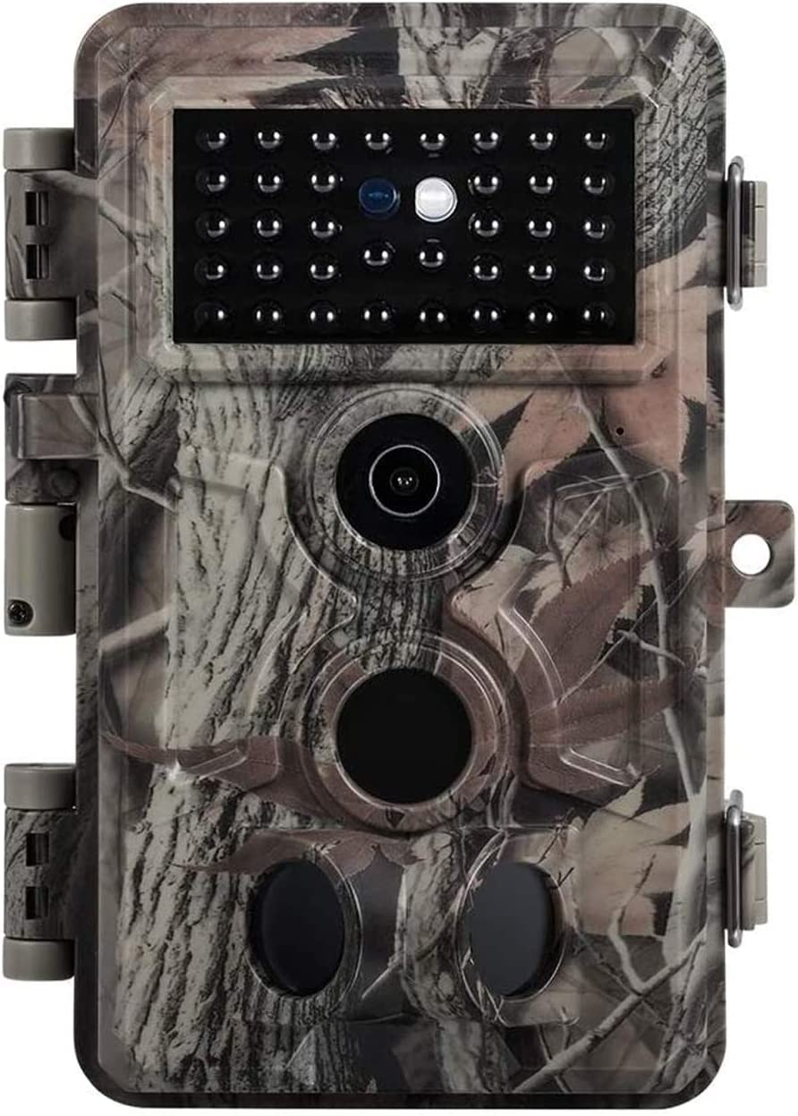 Zopu Trail Game Camera 20MP 1080P (Pro 2020), Motion Activated, 0.2s Trigger Time, No Glow Night Vision 70ft, IP66 Waterproof Wildlife Cam for Outdoor Hunting, Home Security