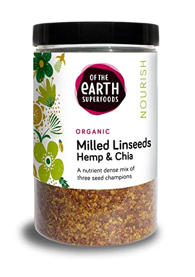Of the Earth Superfoods - Leche fresada, chia y semillas de ...