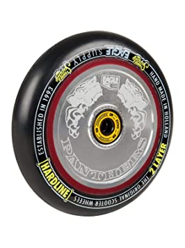 Eagle Supply Rueda para Scooter Individual H-Line Tech Panthers - 115Mm Plata-Ne (Default, Plata): Amazon.es: Deportes y aire libre
