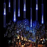 Luces de lluvia LED (sin enchufe), luz