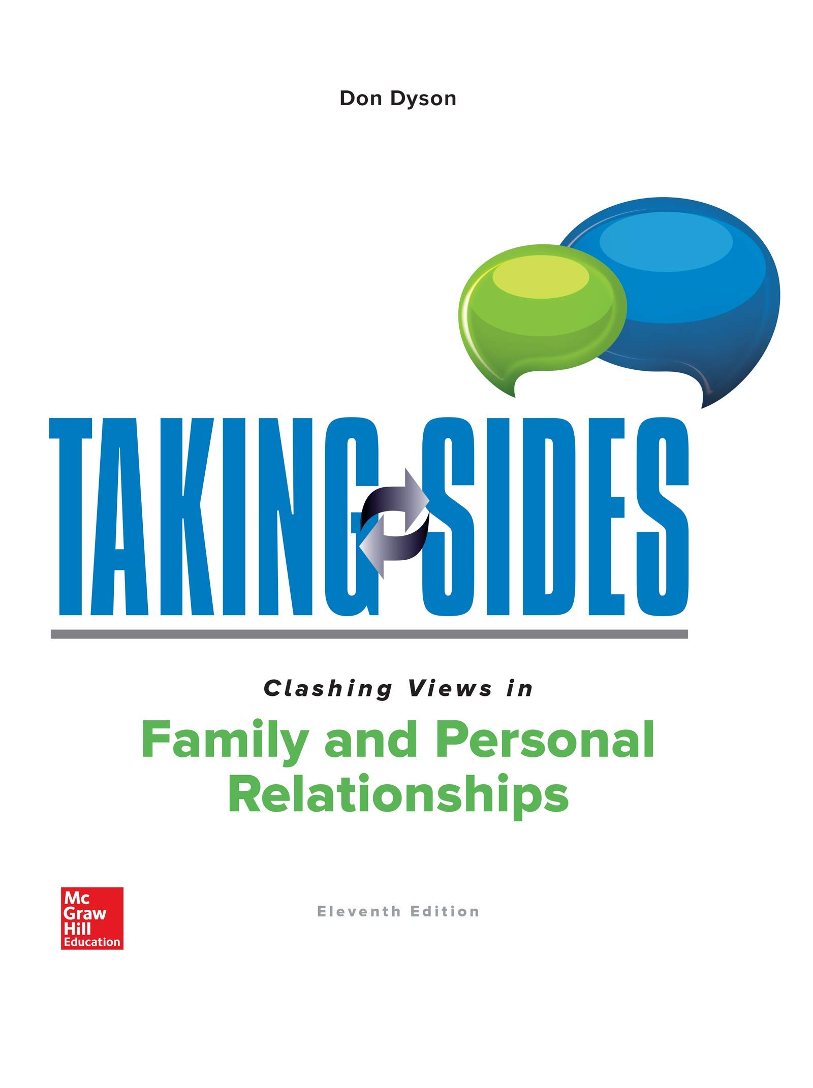 Taking Sides: Clashing Views in Family and Personal Relationships by McGraw-Hill Education