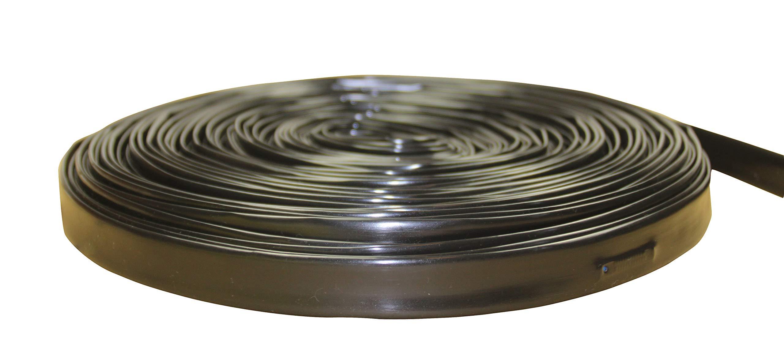 PLMN Drip Irrigation Tape 12 mil/0.3mm, Length 150', 12'' Spacing, 0.79GPH