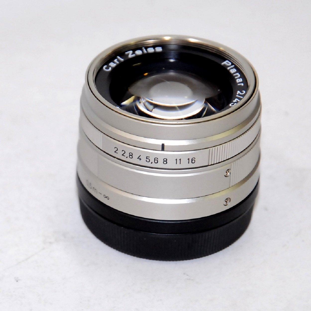 コンタックス G用 Planar 45mm F2   B008QGDQVA