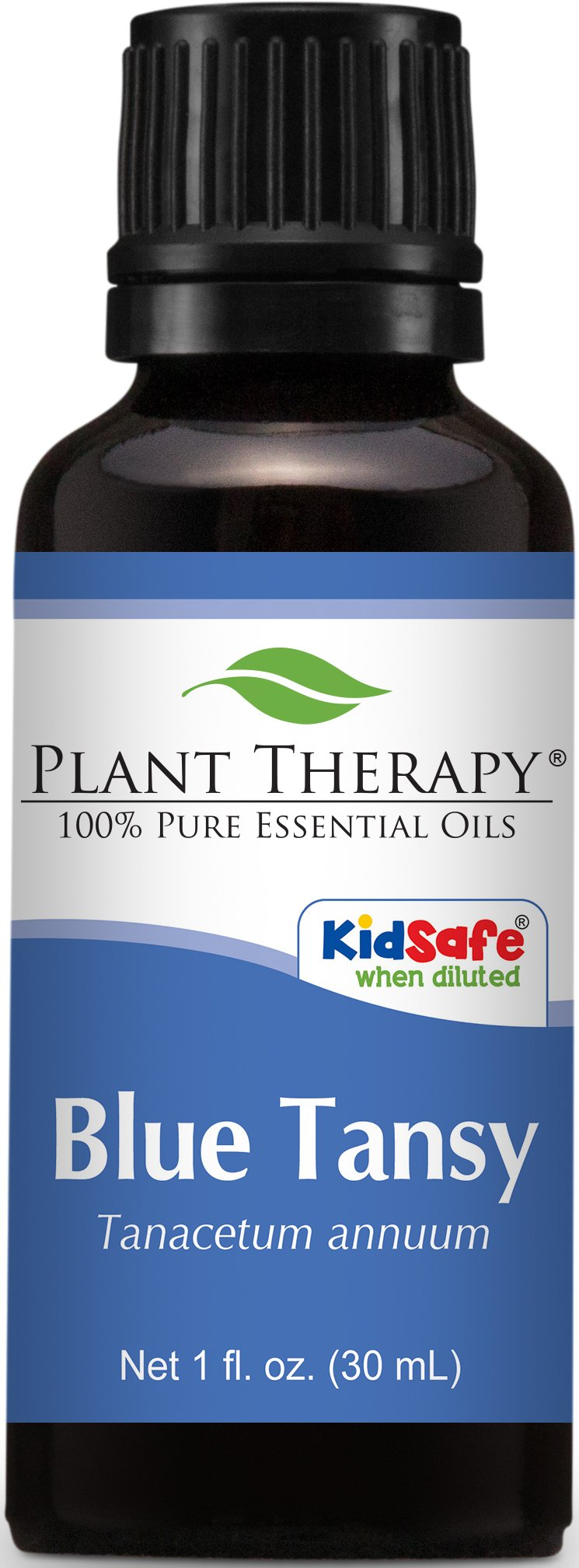 Plant Therapy Blue Tansy Essential Oil. 100% Pure, Undiluted, Therapeutic Grade. 30 ml (1 oz). by Plant Therapy
