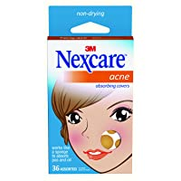 Deals on 36-Count Nexcare Acne Cover Drug-Free Gentle Breathable Cover
