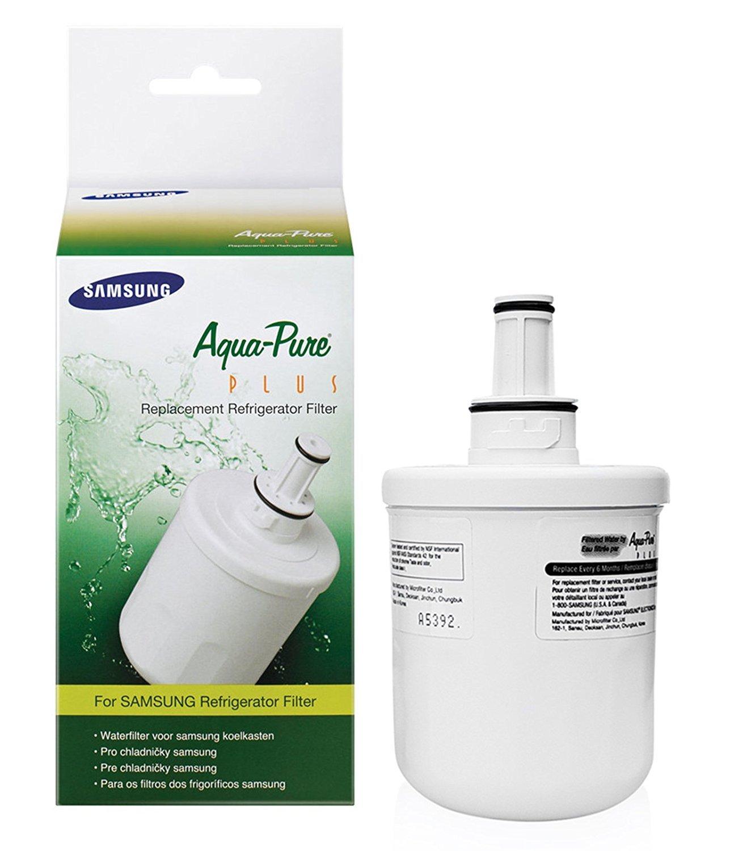 Genuine SAMSUNG DA29-00003F/HAFIN1-EXP Aqua-Pure Refrigerator Filter for Samsung Fridge LT700P-3PK