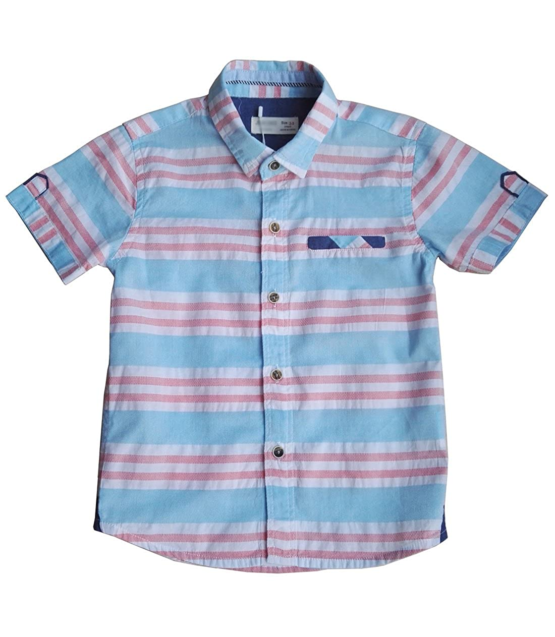 a62a5a55 Feature: Short sleeve, Button down, Stripe shirt,Checkered shirt. Made from  a light weight cotton fabric, Suit for Daily Casual, Summer vacation like  Camp, ...