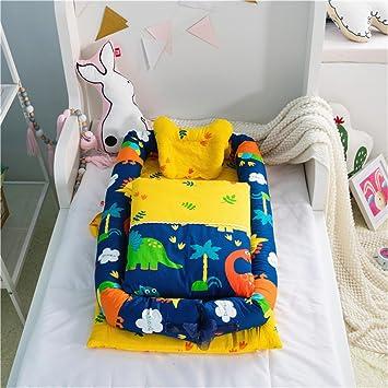Amazon.com: Abreeze - Cuna de viaje portátil para bebés de 0 ...