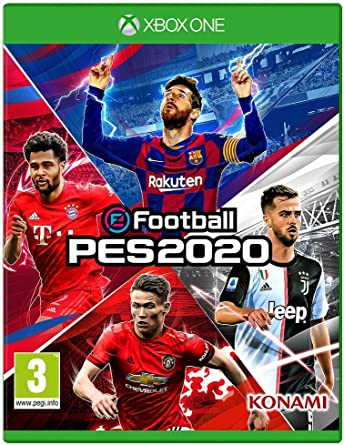 Xbox One - Pro Evolution Soccer (PES) 2020 - [PAL UK - MULTILANGUAGE]: Amazon.es: Videojuegos