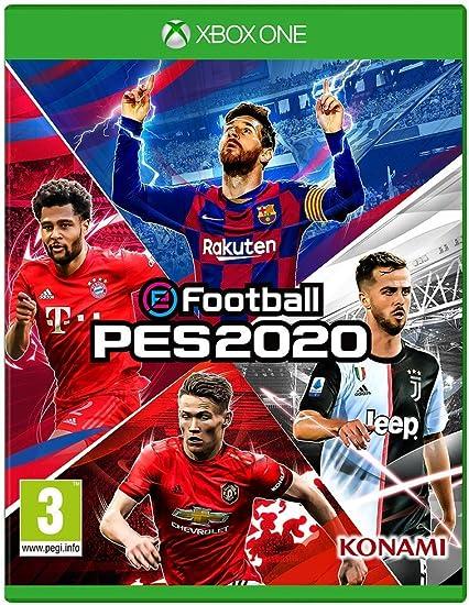 Xbox One - Pro Evolution Soccer (PES) 2020 - [PAL UK ...