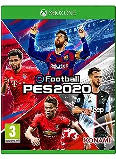 PES 2018 (Xbox One): Amazon co uk: PC & Video Games