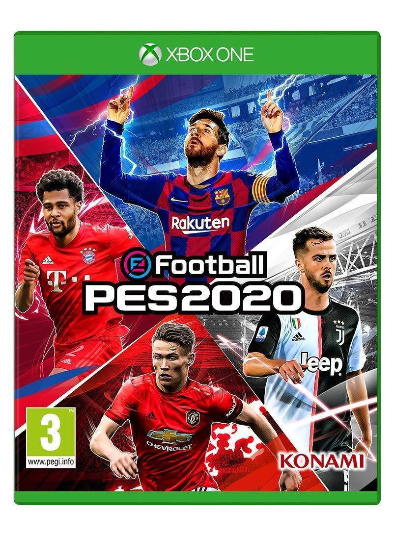 eFootball PES 2020 (Xbox One): Amazon co uk: PC & Video Games