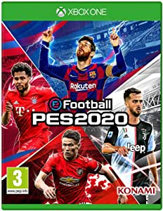eFootball PES 2020 - Xbox One [Importación inglesa]: Amazon.es ...