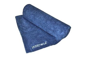 Jade Microfibra Toalla de Yoga Microfiber Towel, Azul ...