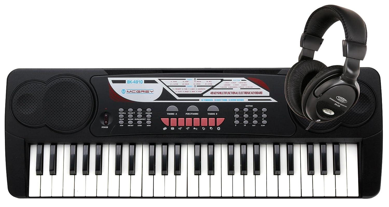 McGrey BK-4910 Beginner-Keyboard SET