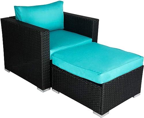 Wicker Furniture Single Chair